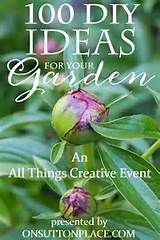 diy ideas for your garden tips and advice for all types of gardening