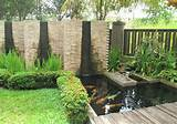 Of Homemade Garden Fountain Ideas: 20 Cool Garden Fountains Ideas ...