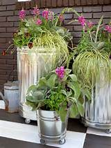 upcycled container gardens diy garden projects vegetable gardening