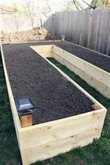 diy easy access raised garden bed raised garden beds