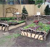 clever rustic gardening rustic garden ideas pinterest