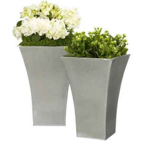 Outdoor pots | Plant pot | Garden ideas | Flower pot | Gardening ...