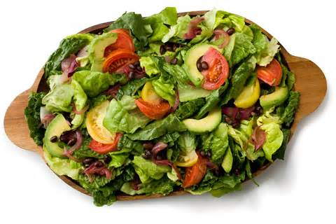 cuban green salad with avocados recipe chowhound