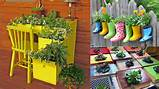 17 DIY Planter Ideas To Add Fun to Your Garden | Home Design Lover
