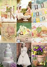vintage spring garden wedding ideas the wedding community blog