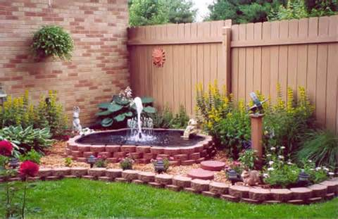 inspirational idyllic garden water features home highlight