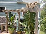 pictures designs photos of arbors trellises patios fences