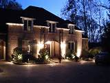 Feature Front Entrance Lighting