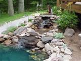 Backyard Water Feature, Water Fountain, Garden Water Feature, Water ...