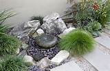 Small Rock Garden Ideas | Tranquil Japanese Garden by Freidin Design ...