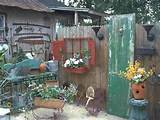 Garden Junk Room | Garden Landscaping & Decor | Pinterest
