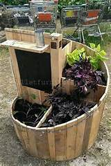 DIY Pallet Planter Box Ideas | Pallets Designs