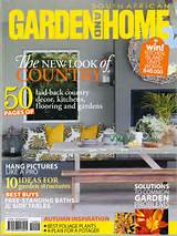 click here for large cover image of garden home april 2012