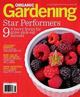 Organic Gardening (2-year) Magazine Subscription Rodale Inc, 7/12 http ...