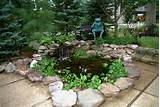 Pond Ideas on Pinterest | Backyard Ponds, Ponds and Small Backyard ...