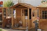 Outdoor Shed – Big Ideas For Small Backyard Destination | Shed ...