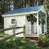Hillside Haven What a cute little garden retreat or shed. I do love a ...