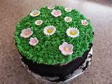 flower garden cake chelsea cooks