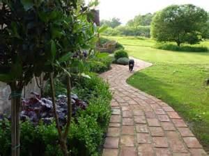 new cottage path garden by london garden designer claudia de yong