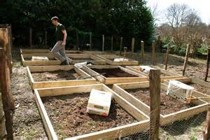 Making raised beds for our vegetable garden | The Modern Gardener