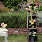 Rustic garden wedding flowers | Wedding & Event Ideas | Pinterest