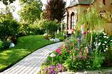 ... English landscape design for your garden should be the best choice for