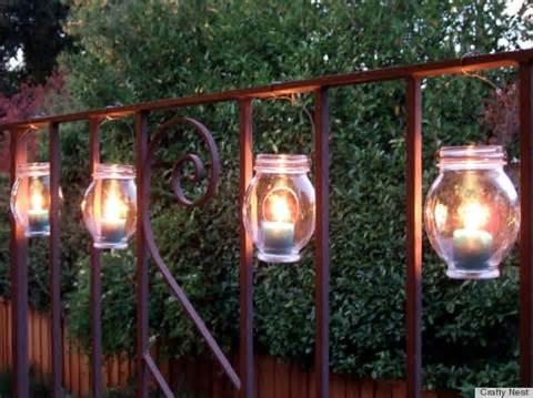 DIY Outdoor Lighting Ideas To Illuminate Your Summer Nights (PHOTOS)