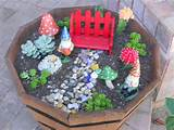 mini gnome garden | Garden | Pinterest