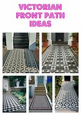 Victorian front path ideas | secretgardenhome