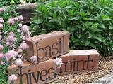 Do It Yourself – Upcycle those old bricks you aren't using anymore ...