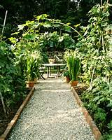 The Gravel Path - Outdoor Patio Design Ideas - Lonny