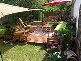 pallets | garden ideas | Pinterest