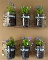 diy hanging wall planters from mason jars time 2 save workshops