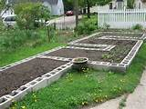 ... Concrete Block | Happy Home: Build your own Concrete Block Raised Beds