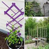 Outdoor Decor: DIY Trellis Ideas | InteriorHolic.com
