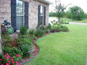 Flower Bed Ideas Front Of House: Gallery of Flower Bed Designs with ...