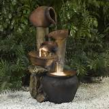 ... water fountain for garden decoration decorative garden design ideas