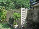 Cheap Garden Fence Ideas | garden fencing ideas fencing projects ...