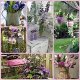 purple pretties flower garden ideas pinterest