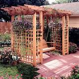 Garden Arbor Woodworking Plans To Download - Refreshing The Home