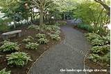 ... landscaping with gravel ideas | Winding Curved Gravel Garden Path
