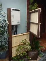 Japanese garden.: Hiding Things, Gardens Patios, Hiding Electrical Box ...