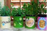 easy kids crafts tin can herb garden north texas kids