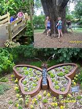 Butterfly Garden - maybe a separate little garden just for the girls ...