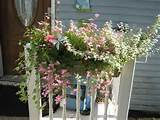 Flower box | Flowers/Garden Ideas | Pinterest