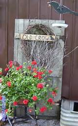 very different idea for yard decor country decor pinterest
