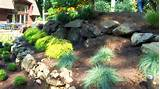 garden bed s4x3 when designing a rock garden randomly mix large ...