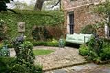 curious gardener: southern courtyard gardens