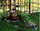 Japanese Garden Furniture