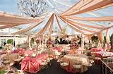party tent decoration ideas tent outdoor pink elegant